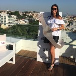 Apanhada pela swatch e por Lisboa!  blogaospares swatchskin yourmovehellip