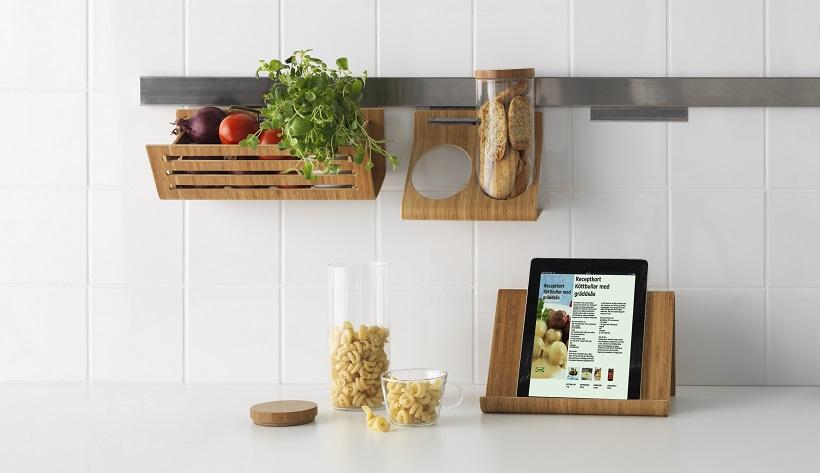Apaixonada pela minha cozinha aos pares - Ikea accesorios cocina ...